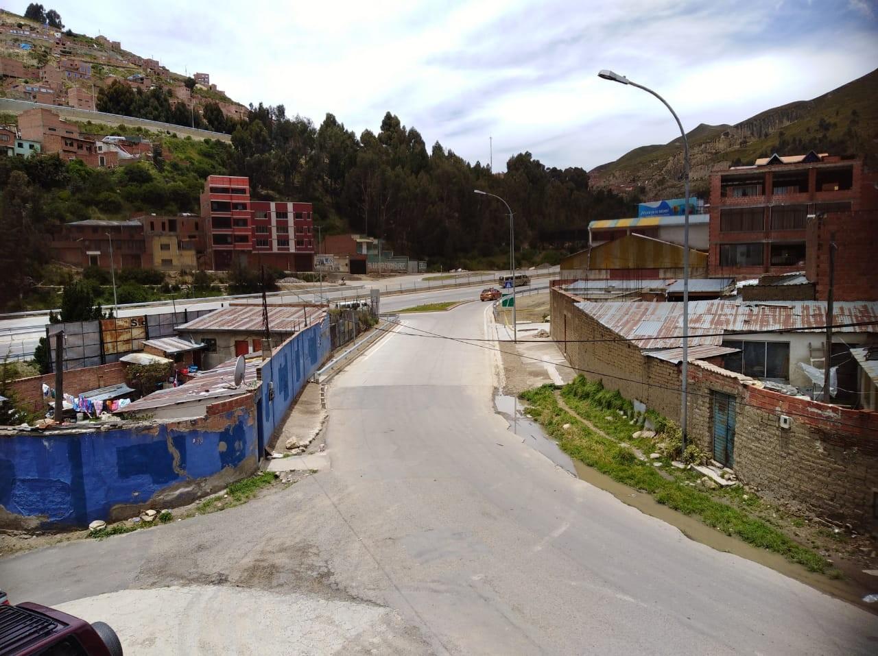 Edificio en Venta ACHACHICALA (Pura Pura) LA PAZ - BOLIVIA  Plena conjunción de Autopista La Paz - El Alto con Av. Chacaltaya Foto 10