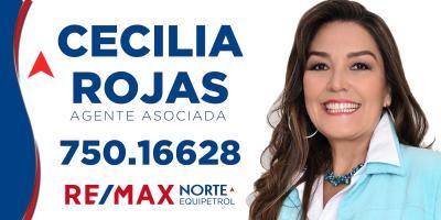 Cecilia Rojas - agente portada