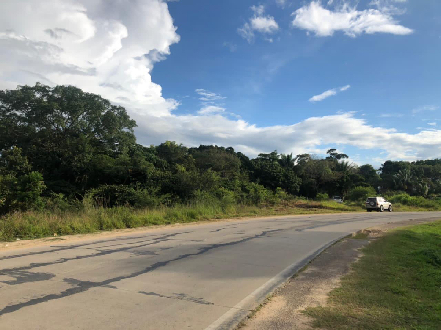 Terreno en Venta Terreno sobre Carretera Santa Cruz - Porongo  Foto 2
