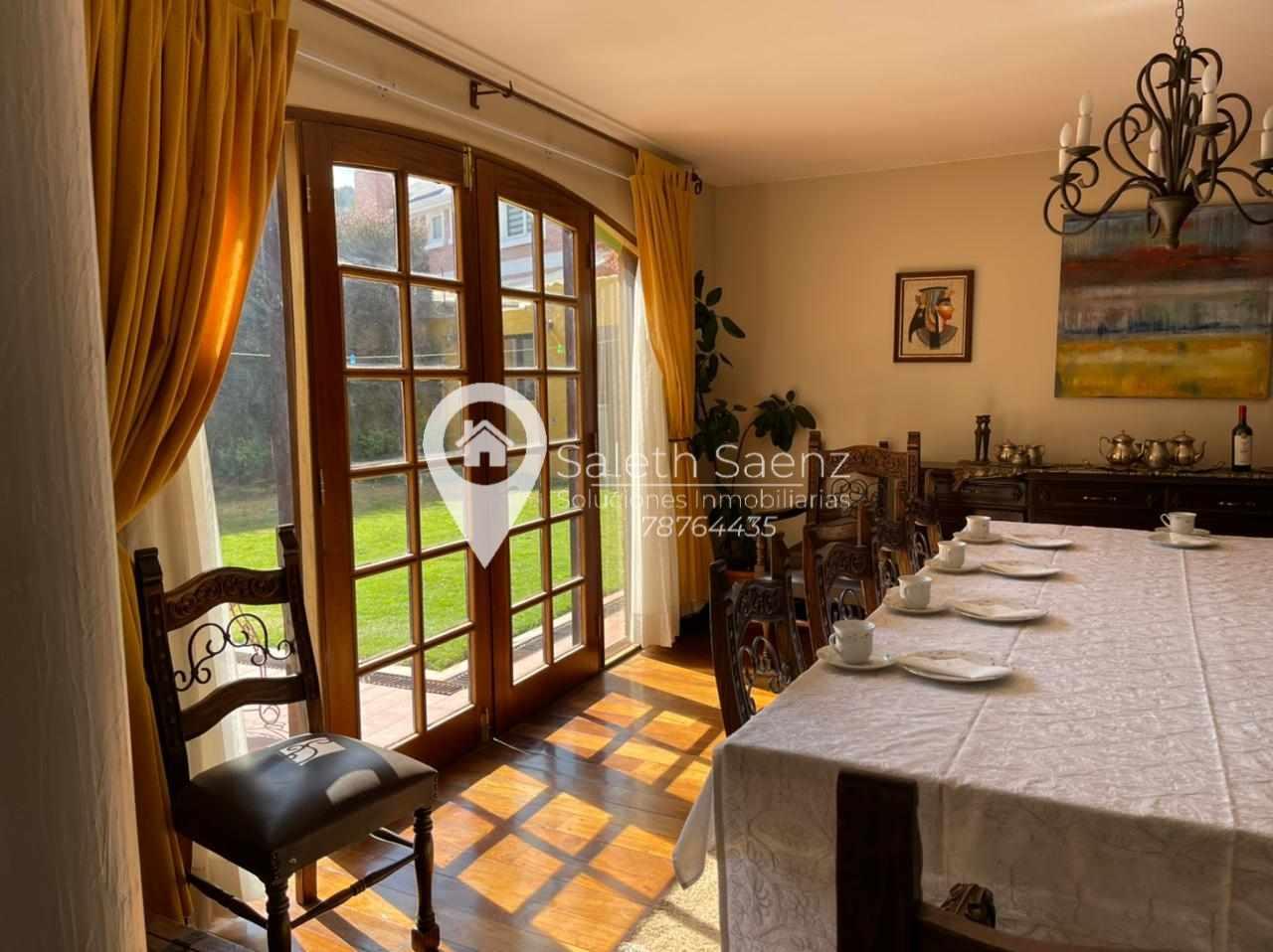Casa en Alquiler Achumani Foto 9