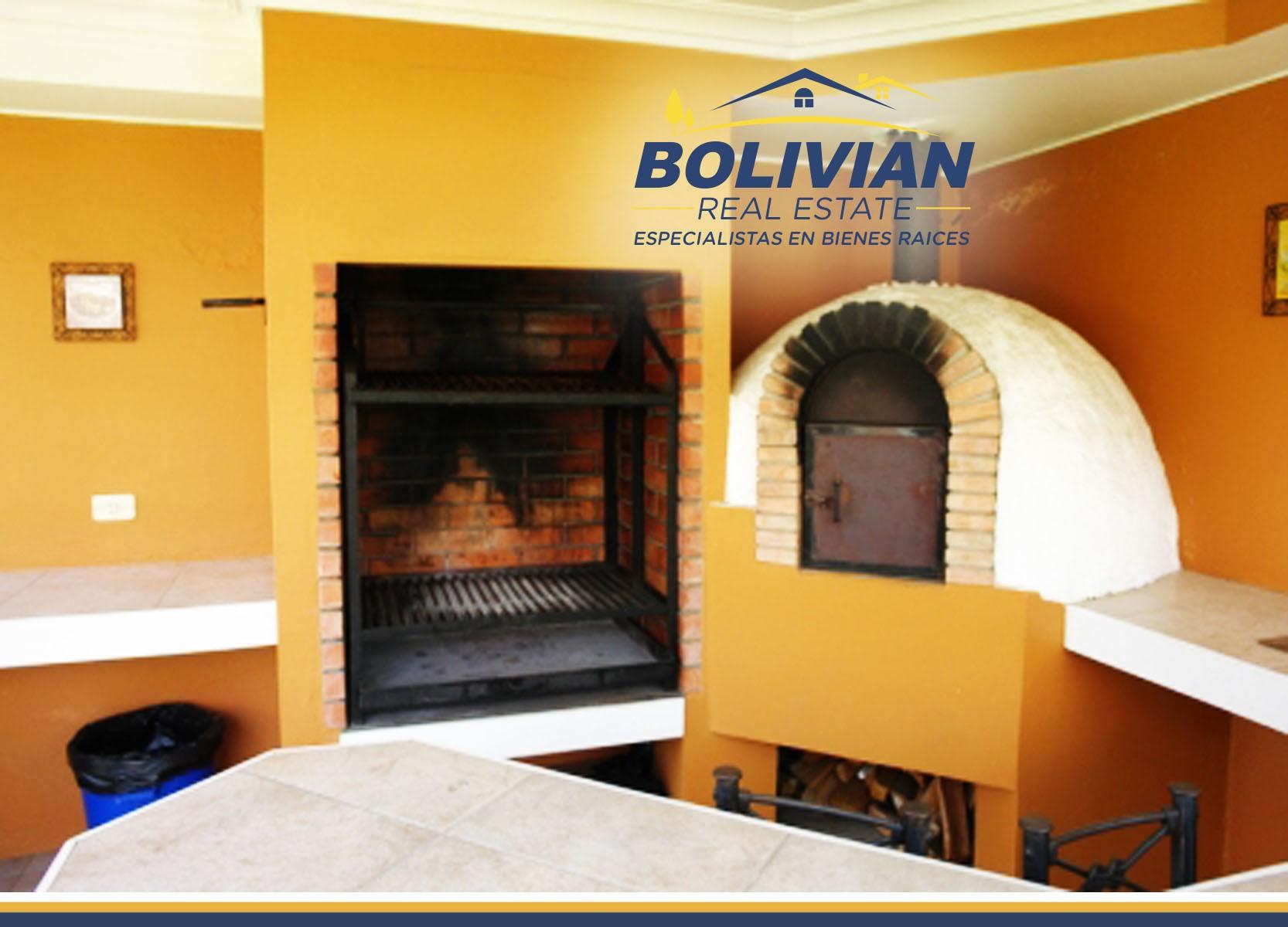 Casa en Alquiler ACHUMANI - JARDINES DEL SUR, EXCELENTE RESIDENCIA  Foto 5