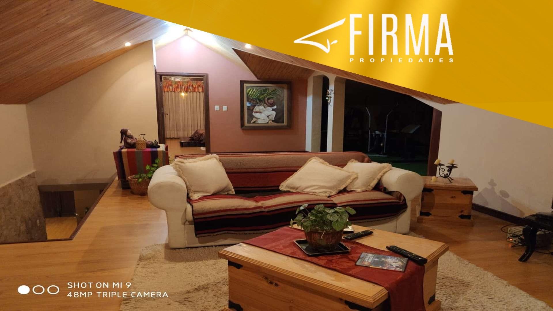 Casa en Venta EL CARMEN DE ARANJUEZ, TARIJA Foto 3