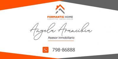 ANGELA ARANCIBIA - agente portada