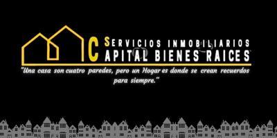 CAPITAL BIENES RAICES INMOBILIARIA - agente portada