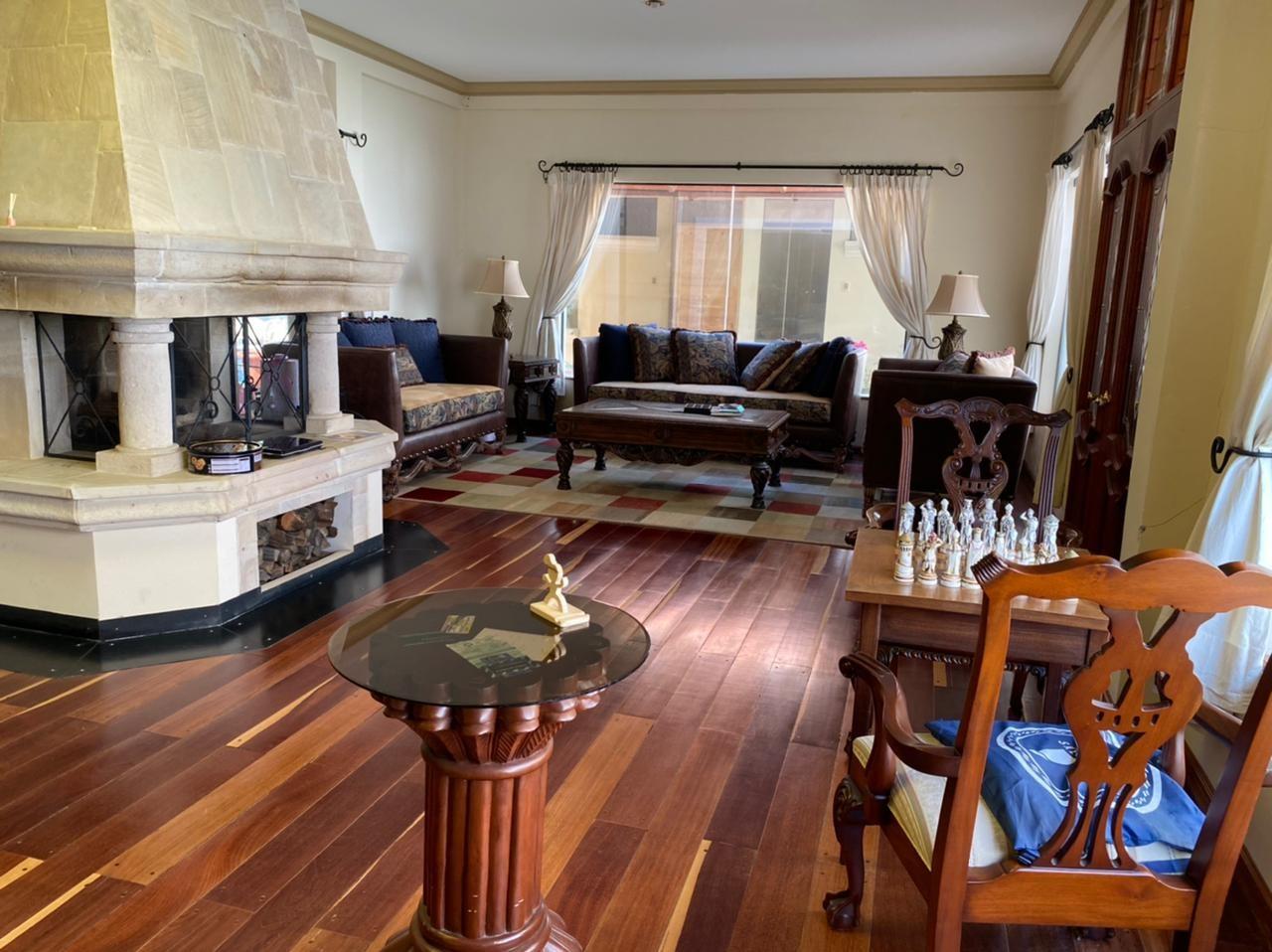 Casa en Venta BELLISIMA MANSION EN EL GOLF- AMOBLADA Foto 14