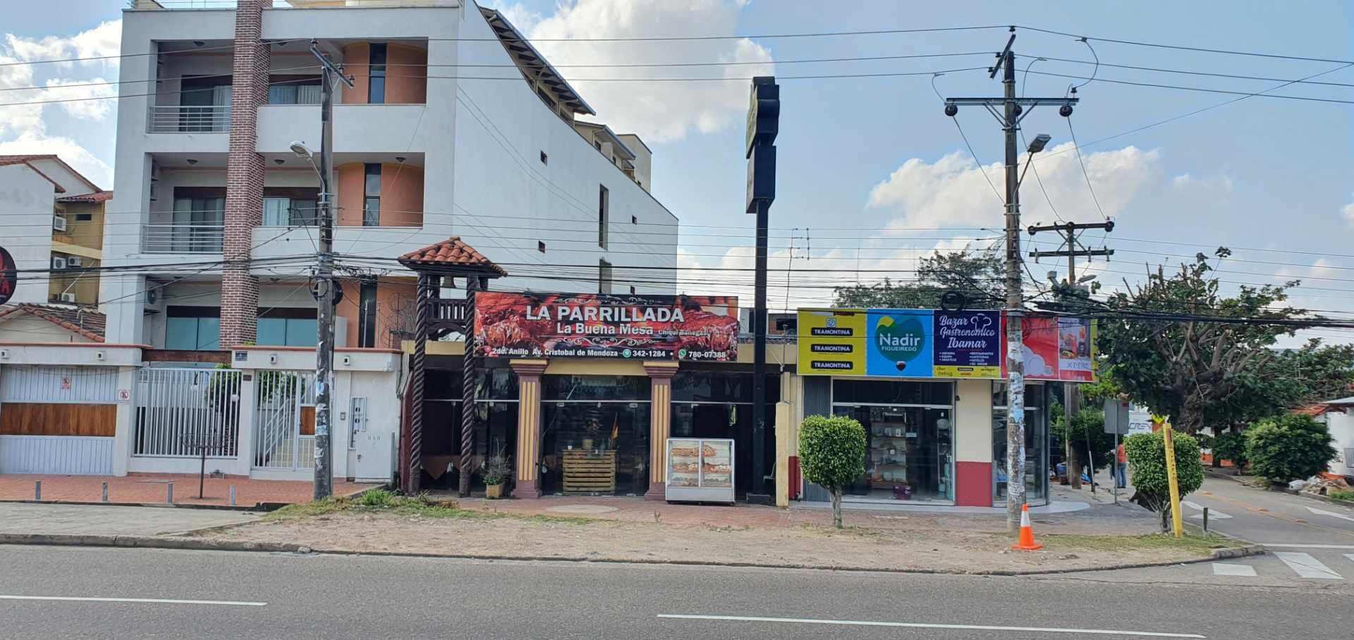 Local comercial en Venta Inmueble comercial Sobre el 2do anillo Entre Av. Alemana y Beni Foto 3