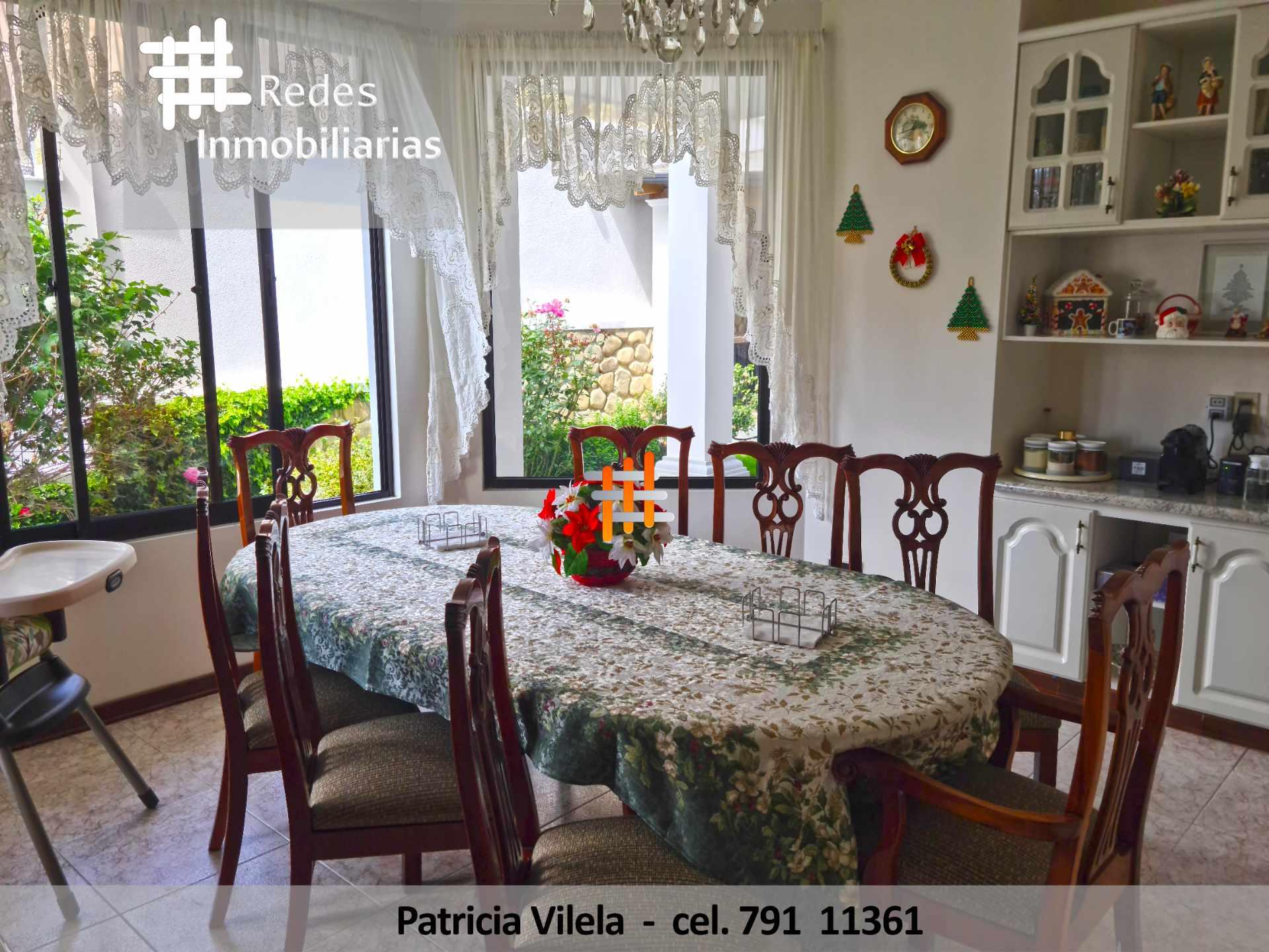 Casa en Venta HERMOSA RESIDENCIA EN LA FLORIDA CONDOMINIO PRIVADO Foto 15