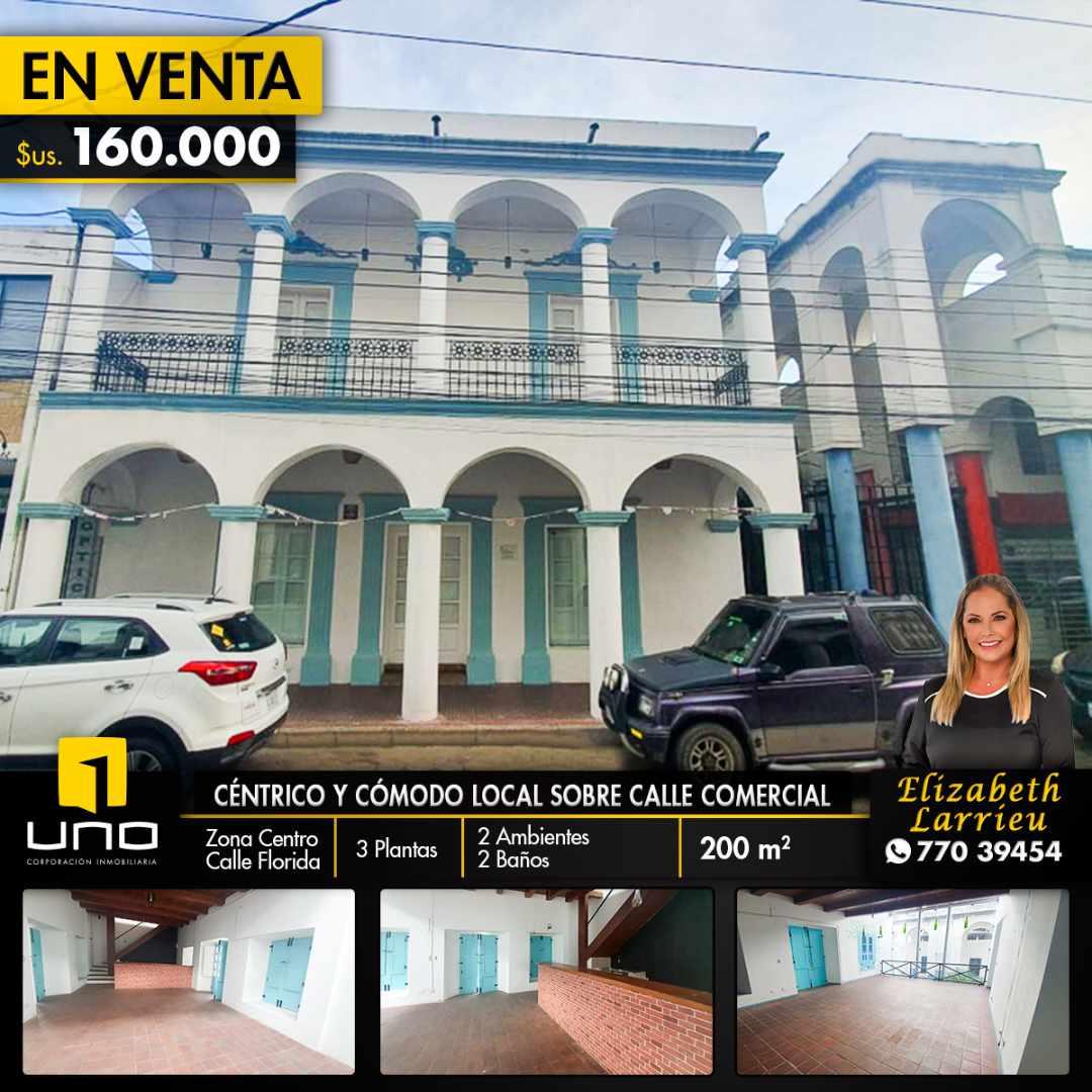 Local comercial en Venta CÉNTRICO Y CÓMODO LOCAL  SOBRE CALLE FLORIDA Foto 1