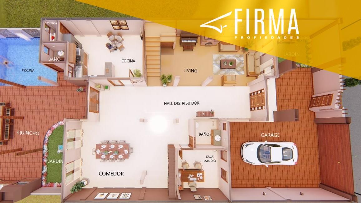 Casa en Venta FCV45375 – COMPRA TU CASA EN TABLADITA TARIJA Foto 2
