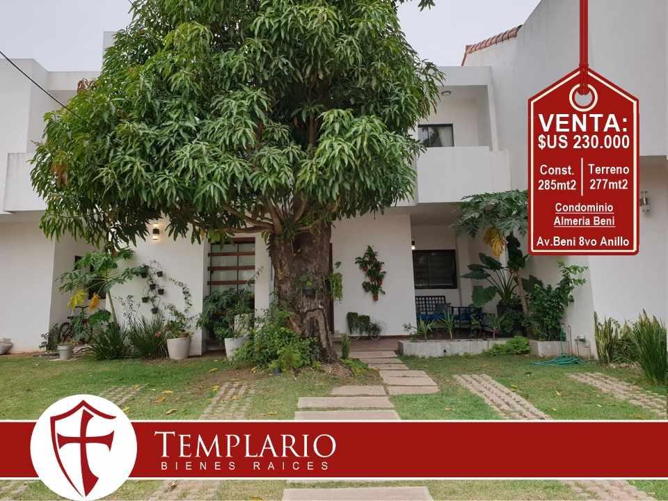 Casa en Venta Av. Beni 8vo Anillo - Zona Norte Foto 30