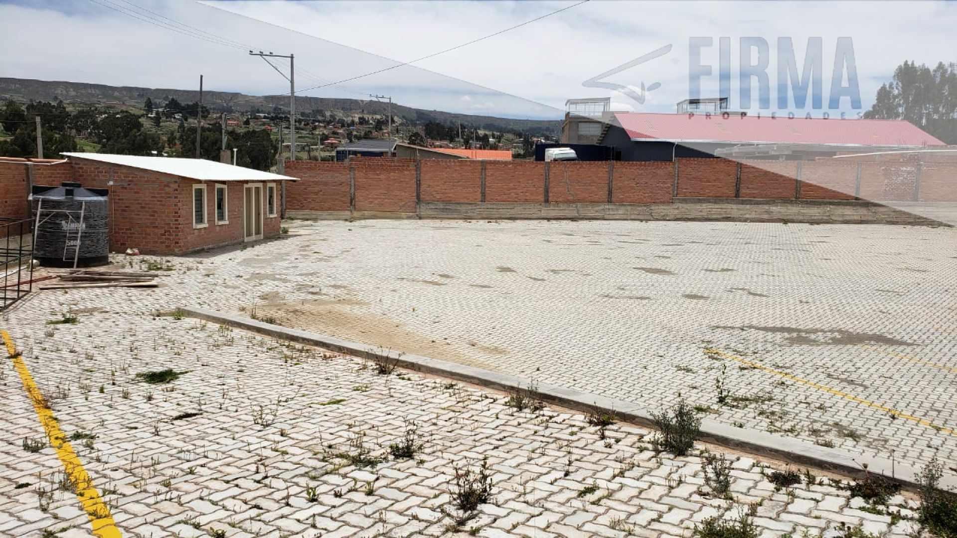 Galpón en Alquiler ACHOCALLA, GALPONES EN ALQULER A 15 MINUTOS DE LA ZONA SUR Foto 3